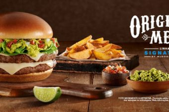 Original Mex – Sanduíche mais mexicano do McDonald's